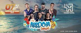 ARROCHA SUNSET @ LAGUNA TOURIST HOTEL